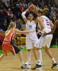 FIBA Euroleague 2010-2011 women's basketball