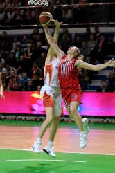 Russian women's basketball Premier-League 2010-2011