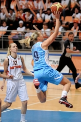 Russian women's basketball SuperLeague A 2009-2010
