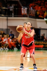 UMMC Ekaterinburg vs Taranto Cras Basket. FIBA Euroleague 2009-2010. December 9, 2009