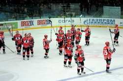 Avtomobilist team thanks its fans for their support during the season
