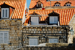 Windows of Dubrovnik